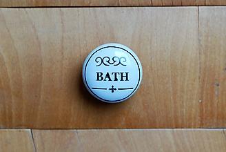 Komponenty - Úchytka kúpeľňa - 10028914_
