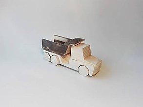 Hračky - Vyklápač auto - 10027428_