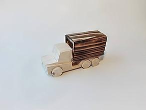 Hračky - Nákladné auto - 10027439_