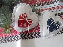 Dekorácie - Vianočné ozdoby -folk na ľudovo - 10026568_