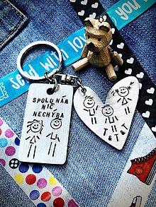 Kľúčenky - Spolu Nám nič nechýba ... - 10032558_