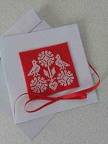 Papiernictvo - U babičky na dvore (pohľadnica) - 10030486_