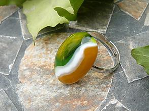 Prstene - Cukríkový - prsteň - 10031205_