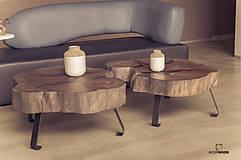 Nábytok - konferenčný stolík - 10029625_
