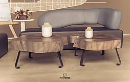 Nábytok - konferenčný stolík - 10029626_