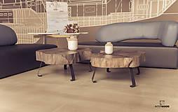 Nábytok - konferenčný stolík - 10029627_
