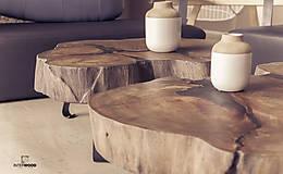 Nábytok - konferenčný stolík - 10029629_