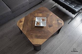 Nábytok - konferenčný stolík - 10029582_