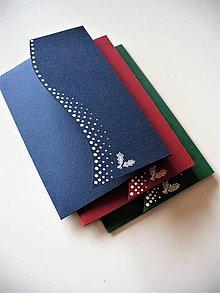 Papiernictvo - vianočná obálka - 10029785_