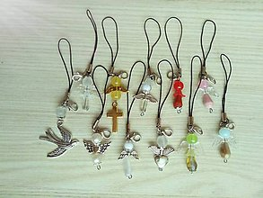 Kľúčenky - Anjelikovia c .3 - 10031683_