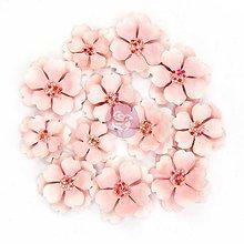 Iný materiál - Prima Marketing Cherry Blossom - Arya - papierové kvety 12 ks - 10032652_