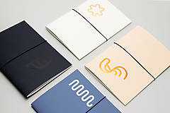 Papiernictvo - Mesačný diár 2019 (minimalista) - 10030700_