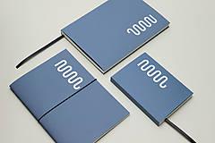 Papiernictvo - Mesačný diár 2019 (minimalista) - 10030706_