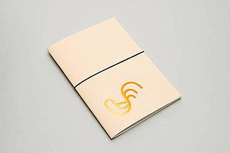 Papiernictvo - Mesačný diár 2019 (minimalista) - 10030671_
