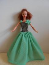 Hračky - Šaty pre barbie - 10032033_
