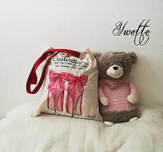 Nákupné tašky - YWETTE: Popoluška - 10033364_