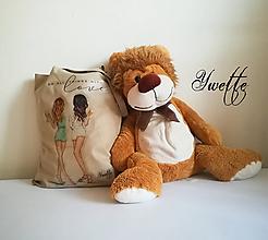 Nákupné tašky - YWETTE: županová párty - 10033710_
