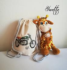 Detské tašky - YWETTE: pre deti - MOTORKA - 10033775_