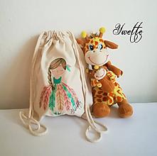 Detské tašky - YWETTE: pre deti - indianka - 10033905_