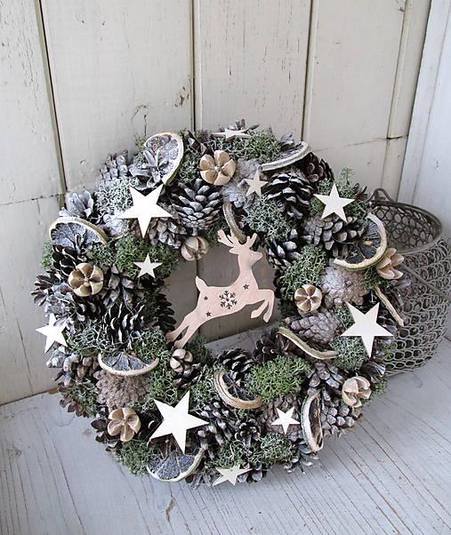 venček vianočný