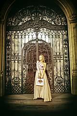 Šaty - Plisované šaty Poľana - 10035844_