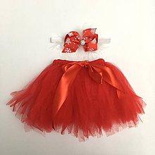 Detské oblečenie - Tutu sukňa na fotenie 1-3 roky - 10033722_