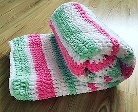 Textil - Detská deka Puffy - Princezná 1 - 10032961_