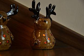 Svietidlá a sviečky - Aromalampa - sob a los (sob) - 10032794_