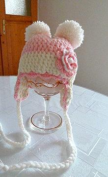 Detské čiapky - Bambulkova SKLADOM - 10035513_