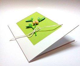 Papiernictvo - Pohľadnica ... Vianočné imelo III - 10038908_