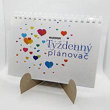 Papiernictvo - kalendár UNI - SRDCIA - 10036669_
