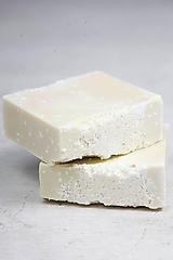 Drogéria - Prírodné mydlo - olivové so soľou - 10038059_
