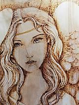 Obrazy - Strážny anjelik - 10038788_