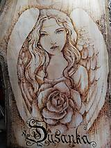 Obrazy - Strážny anjelik - 10038797_