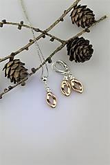 Sady šperkov - hematit