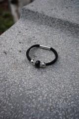 Náramky - Náramok na magnetické zapínanie - 10039138_