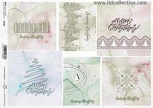 Papier - ryžový papier ITD 1504 - 10037093_