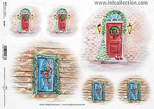 Papier - ryžový papier ITD 1507 - 10037099_