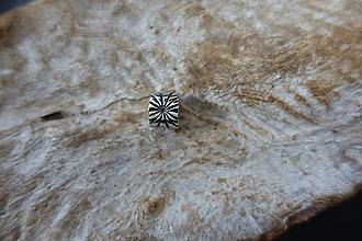 Korálky - Oceľová korálka -stainless steel- korálka 8 - 10037597_