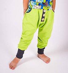 Detské oblečenie - tepláčiky - 10038774_