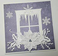 Papiernictvo - Vianočná pohľadnica - 10036939_