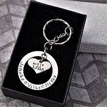 Kľúčenky - Kľúčenka moje lásky - 10037514_