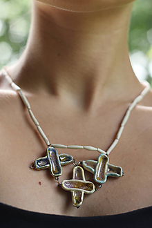 Náhrdelníky - náhrdelník +++ - 10043277_