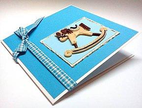 Papiernictvo - Pohľadnica ... Koník - 10043150_
