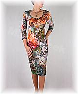 Šaty - Šaty vz.334 i krátký rukáv - 10042979_