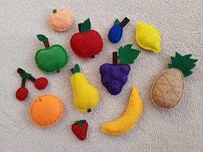 Hračky - Ovocie a zelenina - 10042494_