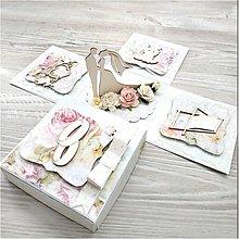 Papiernictvo - Krabička na peniaze - 10041810_