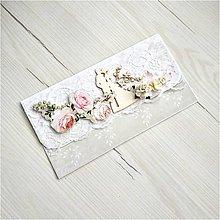 Papiernictvo - Obálka na peniaze - 10041863_