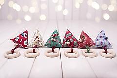 Hračky - Batôžtek vianočný - 10043924_