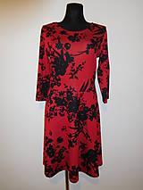 Šaty - Pro temperamentní lady - 10041569_